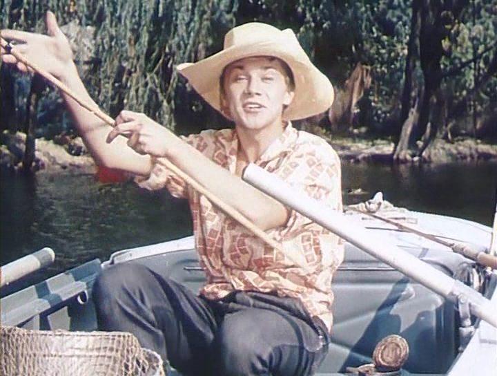 Ключи от неба. Эй, рыбачок, лодка нужна! Всем нужна