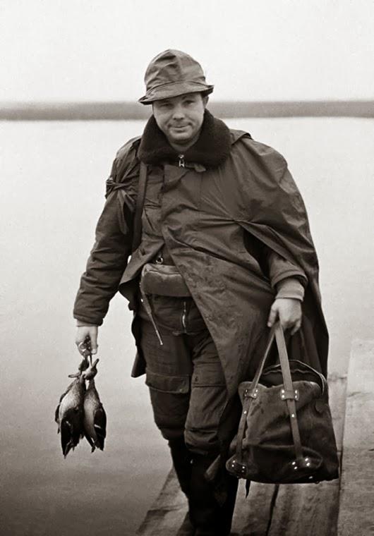 Удачная охота на уток. Осень 1966 года.