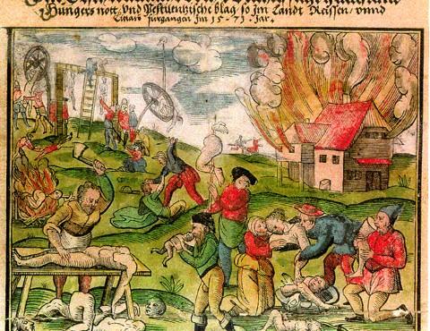 Каннибализм как традиционная европейская ценность