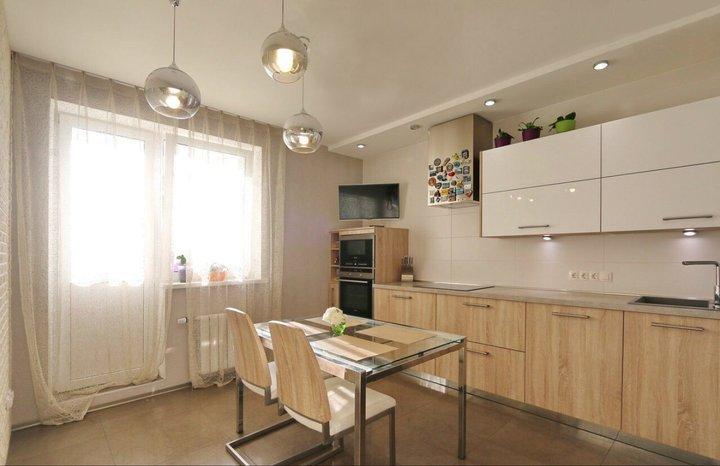 Кухня — светлая палитра и немецкое качество