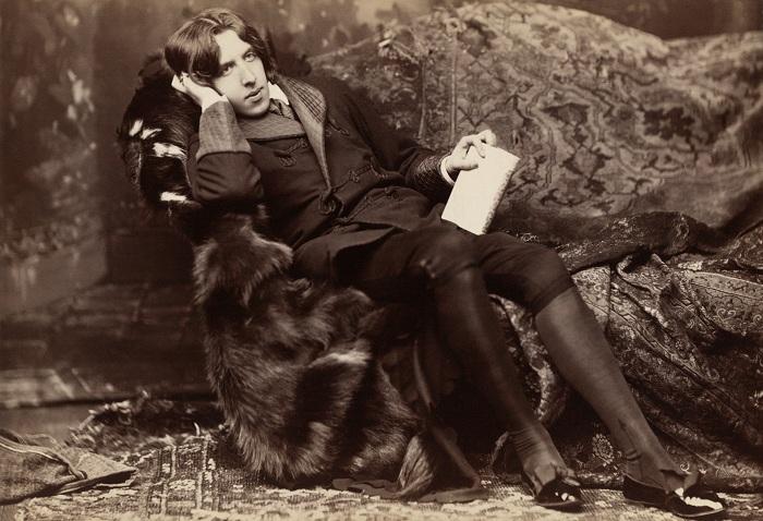 Оскар Уайльд - британский писатель, поэт ирландского происхождения.   Фото: iledebeaute.ru.