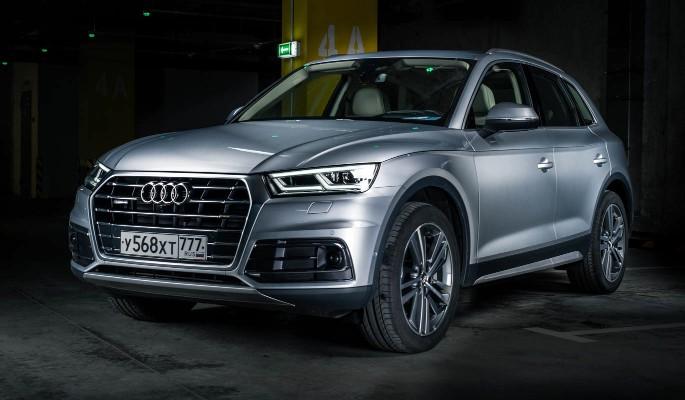 Audi Q5: плюсы и минусы идеа…