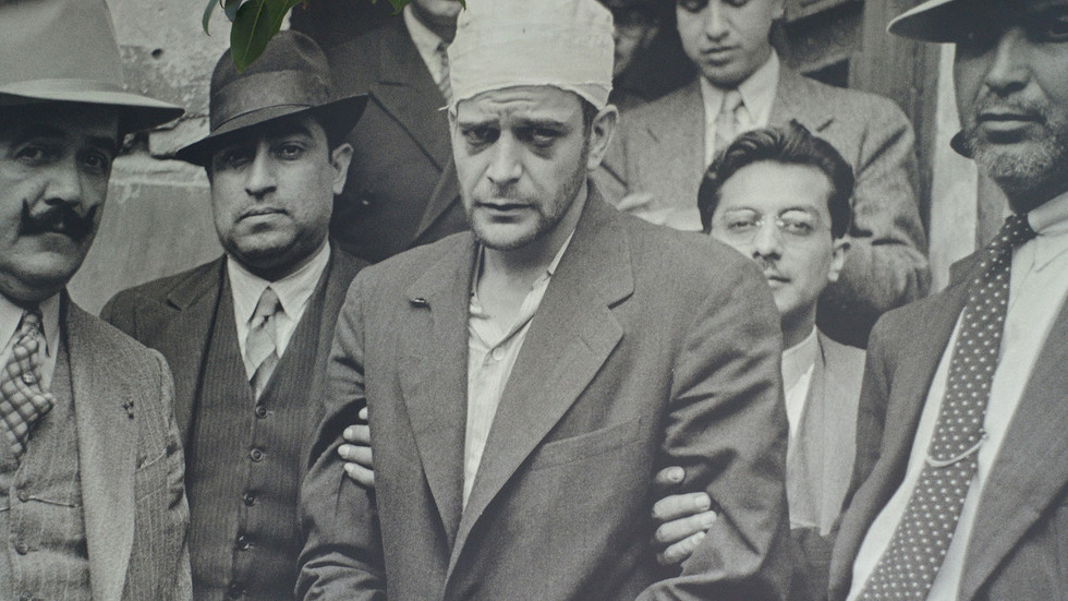 Задержание Рамона Меркадера. Фото: © Wikipedia.org
