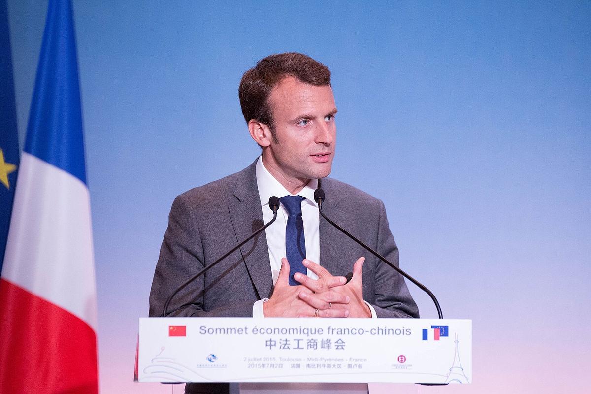 Стали известны лидеры первого тура выборов во Франции