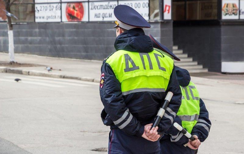 Путин оставил гаишников без рабочих мест