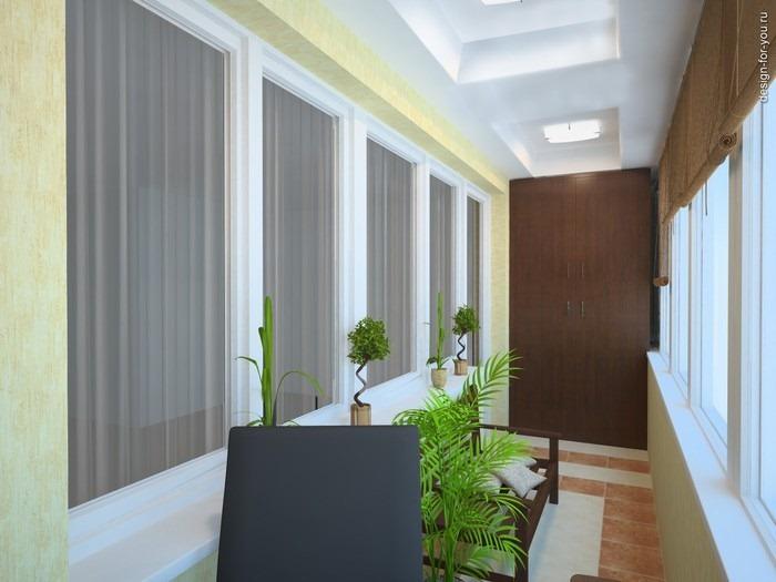 Как преобразить интерьер балкона 2