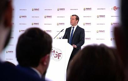 Дмитрий Медведев признал важность интеллекта