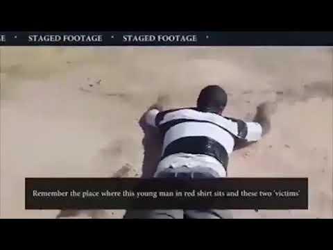 «Белые каски» готовы к провокациям в Идлибе: в Сети появилось видео инсценировки «химатаки»
