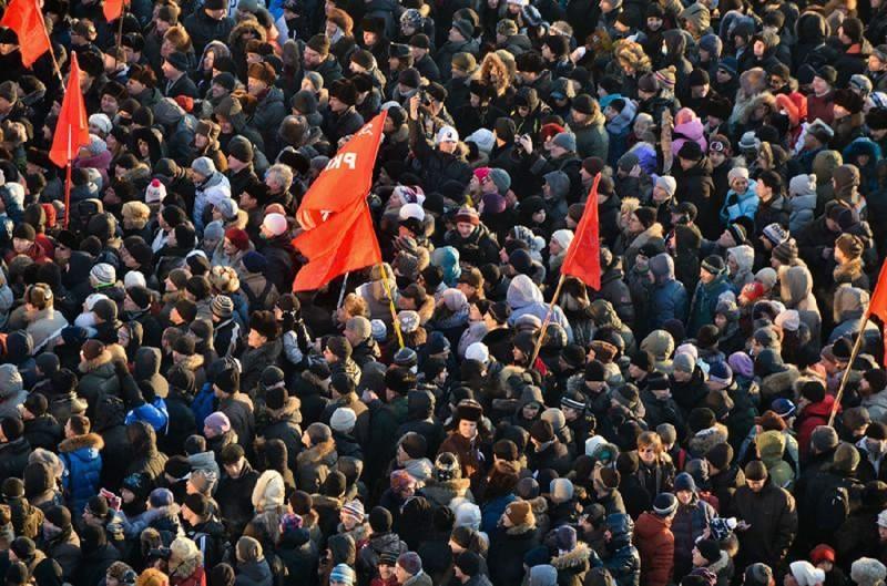 Региональные власти стали генератором оппозиционных настроений