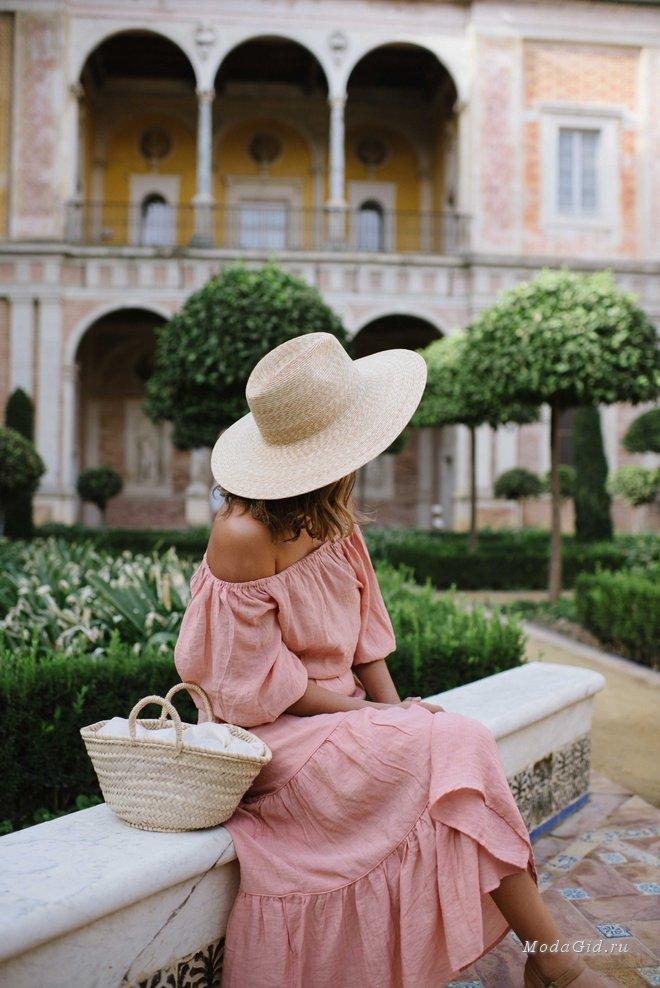 Лето в розовом цвете: 70 модных образов