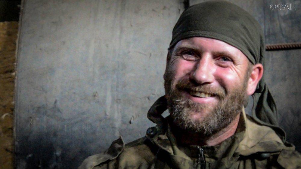 Офицер НАТО на войне в Донба…