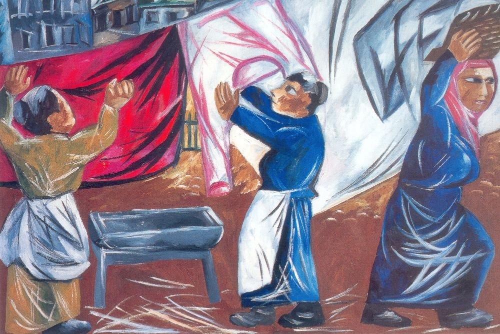 В Петербурге открылась выставка русского экспрессионизма