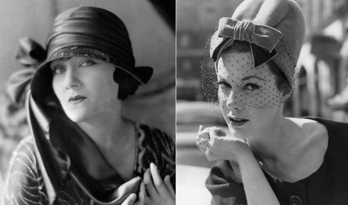 Все дело в шляпе: головные уборы в стиле ретро, которые носят и сегодня