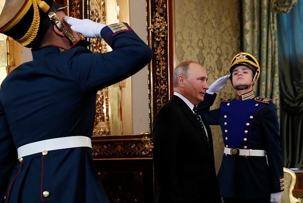 Путин предложил вернуть название ГРУ для военной разведки РФ