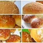 Булочки для гамбургеров (подборка)