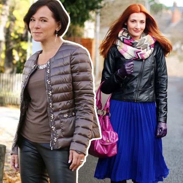 Куртки для женщин 40+: фасоны, которые сделают фигуру идеальной
