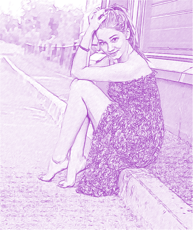 Фоторисовалка: Красотки 2