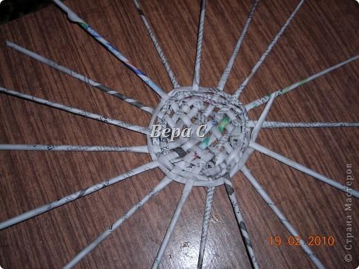 Мастер-класс Плетение: Мастер класс плетения из газеты для новичков Бумага газетная Отдых. Фото 8