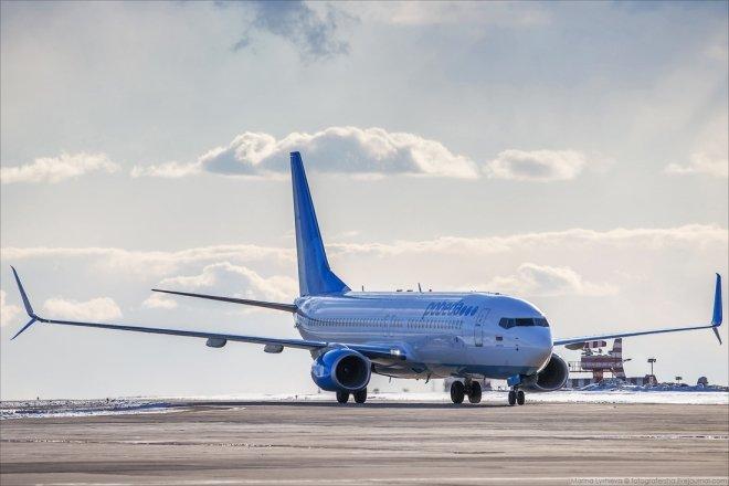 Российский лоукостер «Победа» расширяет географию полетов