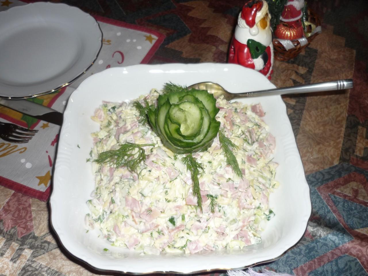 Рецепт салата леший с пошаговым фото