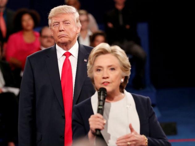 Хиллари Клинтон уходит из большой политики