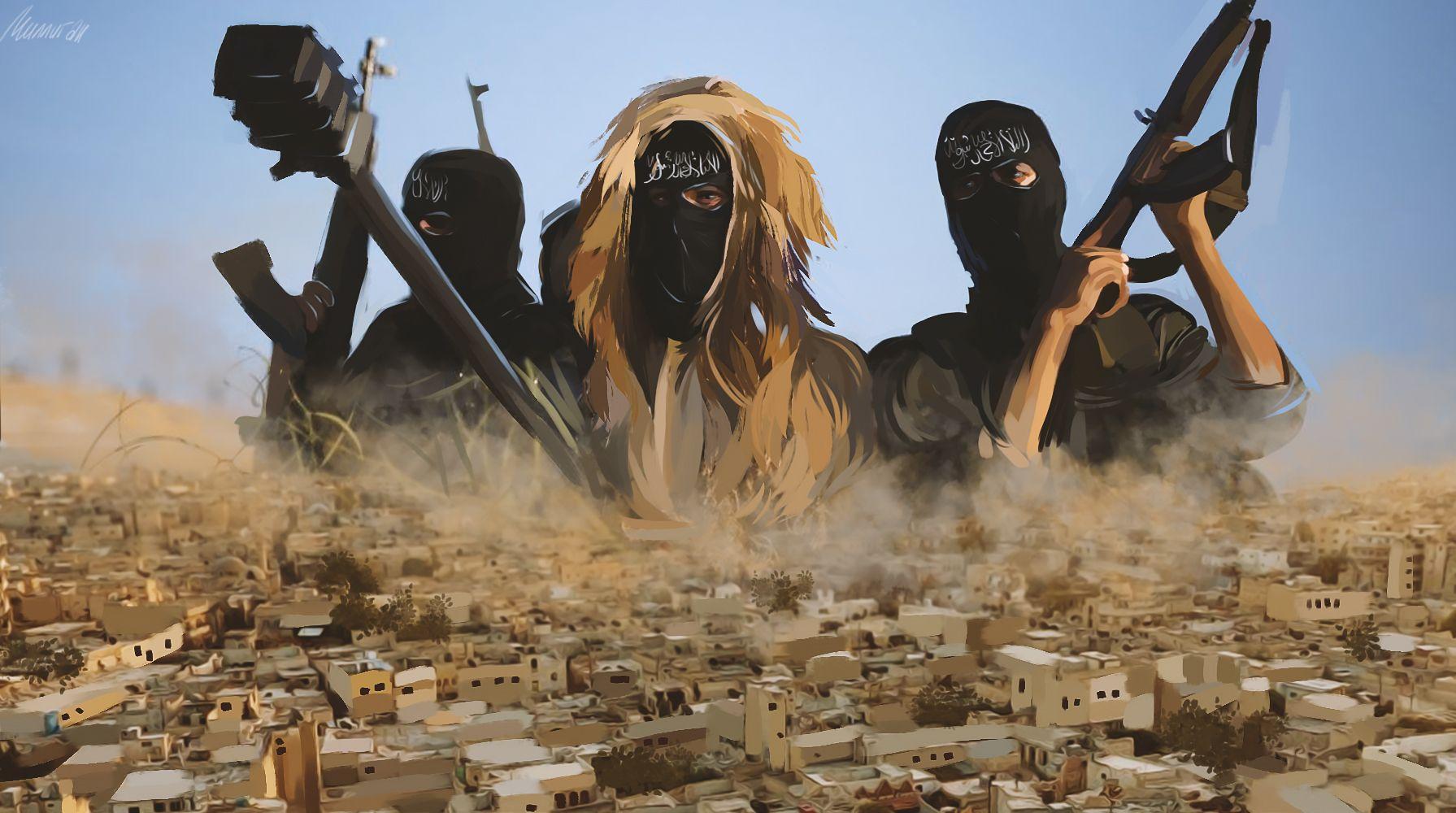 Глава ФСБ рассказал, что в Афганистане у границ СНГ сосредоточено 5 тыс. террористов