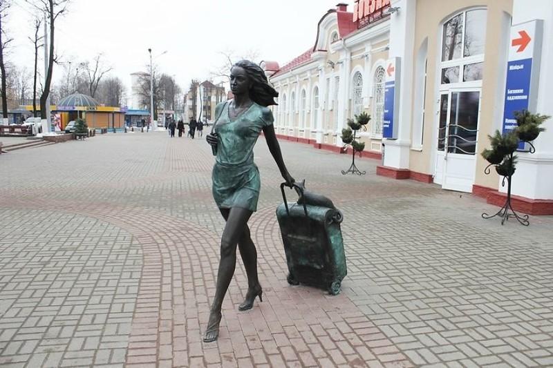 Вот такие девушки приезжают отдохнуть в Белоруссию