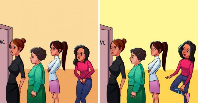 10 реакций тела, которыми на самом деле мы можем управлять (Спойлер: женщинам кое в чем повезло больше)