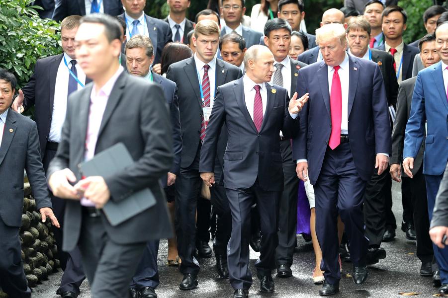 Разговор между Путиным и Трампом состоялся, но не такой. Виновные будут наказаны