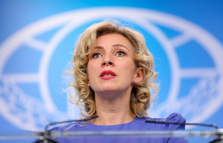 Мария Захарова: Люблю сирень, каблуки и мечтаю о дне без телефона