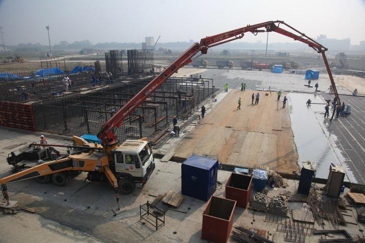 В Бангладеш началось строительство второго энергоблока АЭС «Руппур»