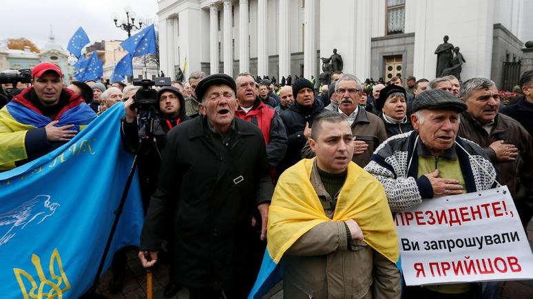 Евродепутат: хорошо, если Украина через пять лет сохранится в нынешних границах