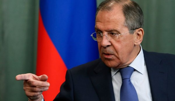 Глава МИД Сергей Лавров безжалостно прошелся про «друзьям» из Штатов