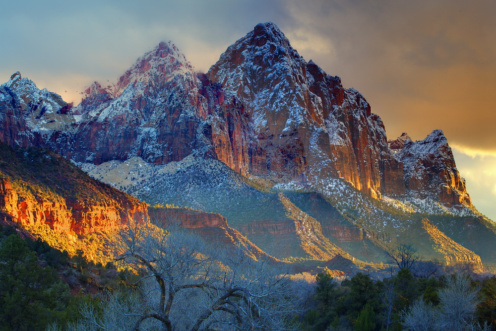 NewPix.ru - Фотограф Kevin McNeal - Zion National Park