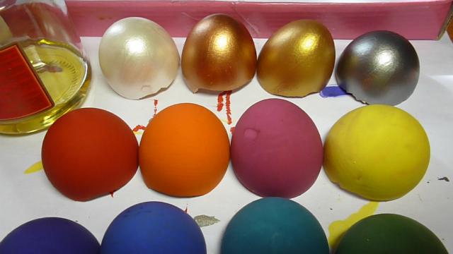 Яичная скорлупа как инструмент для необычного творчества