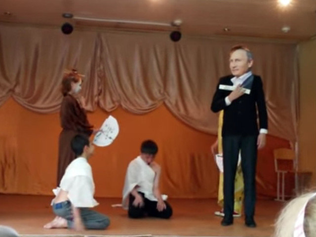 «Забрали Крым, на очереди — Аляска»: сценка в одной из южно-уральских школ