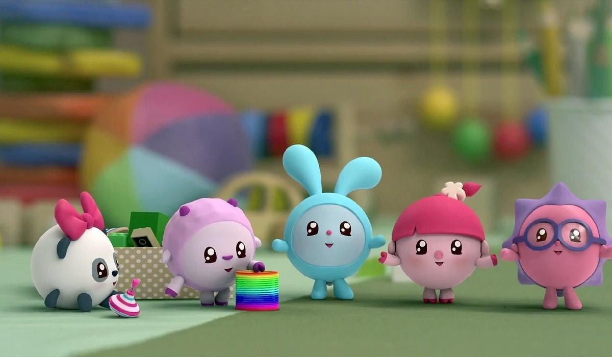 Вы знакомы с Малышариками? Изумительный мультсериал для деток с 0 до 4 лет