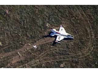 Почему американские военные самолеты падают все чаще