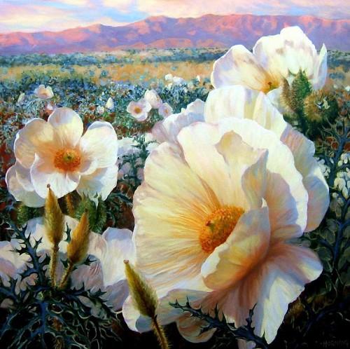 художник Elizabeth  Horning-05