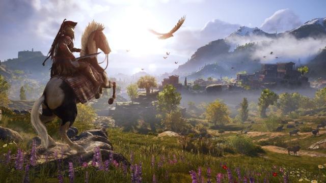 Ubisoft: Assassin's Creed не будет выходить каждый год, команда Odyssey просто оказалась готовой к осеннему релизу