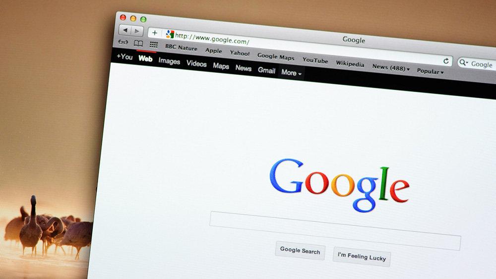 Google рассказал, что искали…