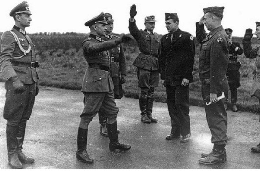 """""""Жаль, что нацистская Германия не объединилась с США"""""""