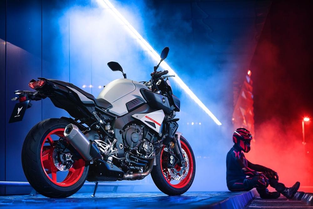 Модельный ряд Yamaha MT-10, …