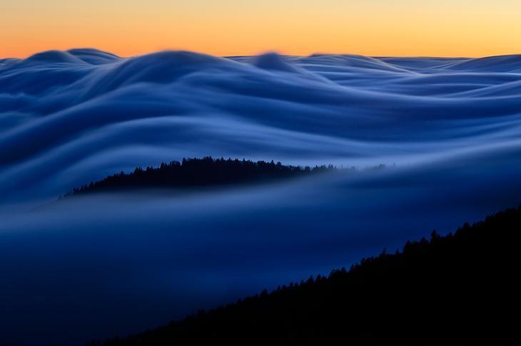Облака в фотографии