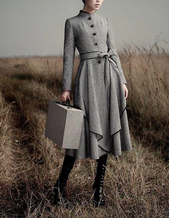 Выбираем пальто под тип фигуры: 12 наглядных советов
