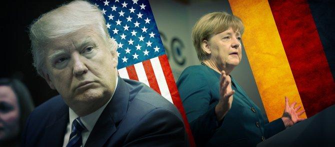 Юрий Баранчик: Как Трамп заказал Меркель