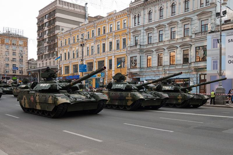 Зачем Украина скупает старое вооружение?