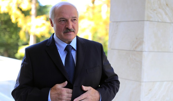 На Лукашенко напали в прямом эфире
