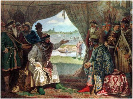 Какие языки знали первые киевские князья
