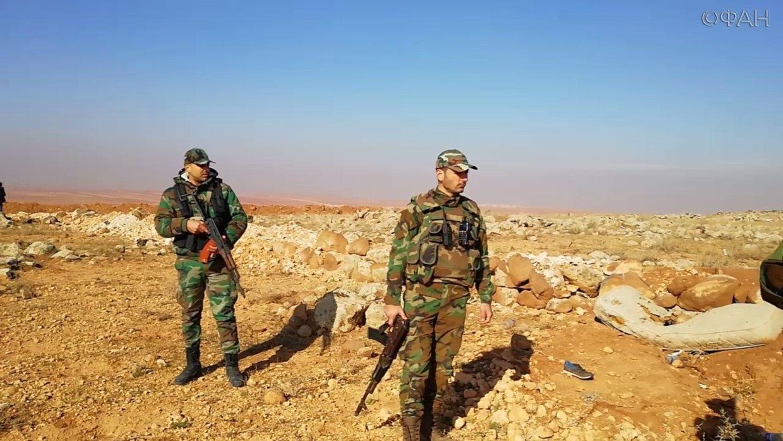 Сирия: в зоне деэскалации «И…